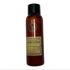 bath & body works aromatherapy lemongrass mandarin